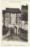 70 - Marnay - Entrée Du Vieux Chateau - Autres Communes
