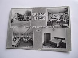 Treviso - Albergo Sanremo Pilastroni Montebelluna - Treviso