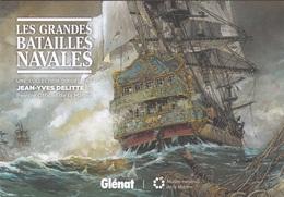 Dossier De Presse DELITTE Jean-Yves Les Grandes Batailles Navales Glénat 2018 - Livres, BD, Revues