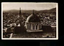 B7262 SIRYA - DAMASCUS - PANORAMA - Siria