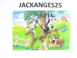 KINDER PUZZLE TUNES 2010 MPG UN 083  SANS OHNE WITHOUT BPZ - Puzzles