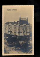 B7296 SERBIA - BEOGRAD - HOTEL MOSCOU - Serbia