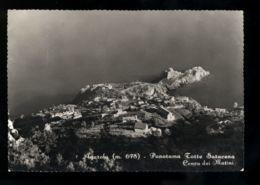 B7314 AGEROLA - PANORAMA B\N - Aversa