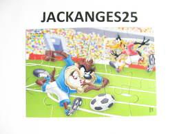 KINDER PUZZLE TUNES 2010 MPG UN 082  + BPZ - Puzzles