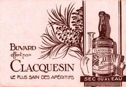 BUVARD APERITIF CLACQUESIN - Liqueur & Bière