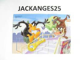 KINDER PUZZLE TUNES 2010 MPG UN 081  + BPZ - Puzzles
