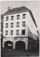 """CPSM    THIONVILLE 57  Hôtel-Brasserie """"Le Beffroi"""" - Thionville"""