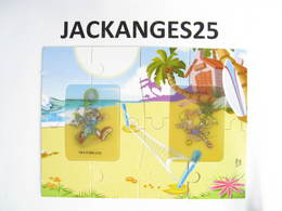 KINDER  PUZZLE  MPG UN 079 2010 + BPZ - Puzzles