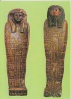 Berlin Museum Egyptian Museum Sarg Des Petubast Uncirculated Postcard (ask For Verso / Demander Le Verso) - Antichità