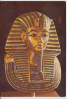 Egypt The Golden Mask Of Tut Ankh Amoun Uncirculated Postcard (ask For Verso / Demander Le Verso) - Antichità