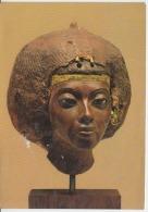 Egypt Queen Tiyi New Kingdom Dynasty Uncirculated Postcard (ask For Verso / Demander Le Verso) - Antichità