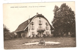 Cp Prez Sous Lafauche - Ferme Du Corroy ( Le Bâtiment) - Scans Recto Verso - Autres Communes