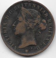 Jersey - 1/12 Schilling - 1877  - TB - Jersey
