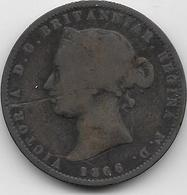 Jersey - 1/13 Schilling - 1866  - TB - Jersey