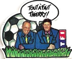 TF1 - TOUT A FAIT THIERRY - Médias