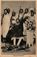 ETHIOPIE - Groupe De Guerriers - Ethiopia