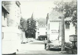 Vieillevie Hôtel Bruel Borne Michelin Old Timer - France