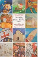 Grottammare - I Pittori Della Sacra 2007 - Publicité