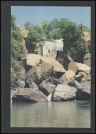 Postcard BURKINA FASO BF 001 Karfiguella Cascades - Burkina Faso