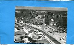 L ALOUETTE-Vue Aérienne -année 50- Le Rond Point-édition Lapie-a Voyagé En 1961 - France