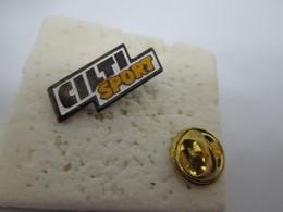 PIN'S    CILTI SPORT - Rallye