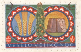 Slovenia Patriotic Postcard Nasa Je Zemlja , Zemlja Slovenska ...1939 - Slowenien