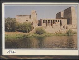 Postcard Egypt EG 002 Temple Of Philae - Egypte