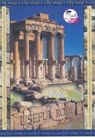 Italien Rom Stadtplan (englisch) Faltblatt Doppelt 5 Seiten - Rome