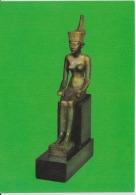 Museum Berlin Egypt Bildnis Der Gottin Neith Uncirculated Postcard (ask For Verso / Demander Le Verso) - Antichità