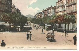 Spain        San Sebastian     Avenida De La Libertad - Spanje