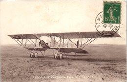 """AVION - Aviateur - Aéroplane CAUDRON Type G.3 """"SPORT"""" Année 1923 - 1919-1938: Entre Guerres"""