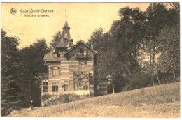 COURT-ST-ETIENNE   Villa Des Bruyères. - Court-Saint-Etienne