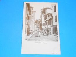 64 ) Ciboure - Série O.B - Rue Pocalette -  Année 1903  -  EDIT - - Ciboure