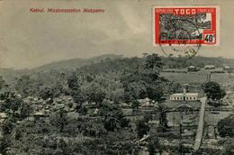 TOGO - Kathol, Missionsstation Atakpame - Togo