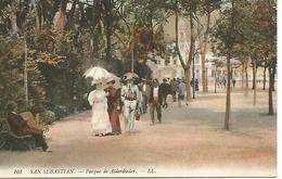 Spain        San Sebastian     Parque De Alderdieder - Spanje