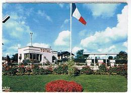 HAVAY  BOIS  BOURDON    STATION  TOTAL  LE RELAIS  FLEURI    CPM  TBE 1D718 - Belgique