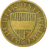 Monnaie, Autriche, 50 Groschen, 1966, TB, Aluminum-Bronze, KM:2885 - Autriche