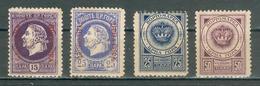 MONTENEGRO ; Exil GAETA ( Italie) 1921 ; Y&T N° ; Neuf - Montenegro