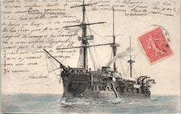 Bateau - Marine Française - Le Redoutable Voilier-Edit-VP Paris No 9 - TREBES - Guerre