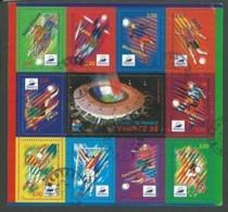 FRANCE: Obl., BF N°19 TB - Sheetlets