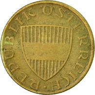 Monnaie, Autriche, 50 Groschen, 1967, TB+, Aluminum-Bronze, KM:2885 - Autriche