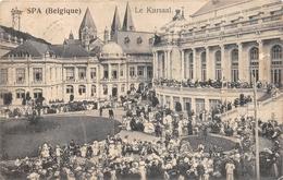 ¤¤   -  BELGIQUE   -  SPA    -   Le Kursaal   -  ¤¤ - Spa