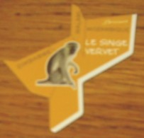 Pub Magnet Brossard Singe Vervet - Magnets