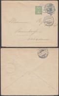 Indes Néerlandaises 1921 - Entier Postal  De Bandoeng Ref. (DD320) DC-MV-320 - Indes Néerlandaises