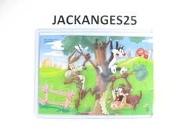 KINDER PUZZLE TUNES 2010 MPG UN 083  + BPZ - Puzzles