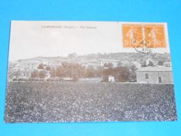 34 ) Campagnan - Vue Générale  -  Année 1925  -  EDIT - - France