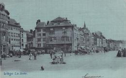 """LIEGE  Acp  """"La Batte """"1902"""" écrite  Voir Scan - Luik"""