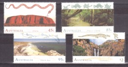 Australie - 1993 - N°1293 à 1296 - Neufs ** - Sites Du Patrimoine Mondial - Mint Stamps