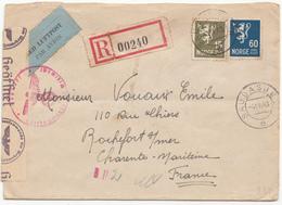 Norvege Saudasjoen Porsgrunn 1943 - Norway