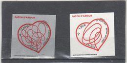 FRANCE Autoadhésifs  N° 648/649 ** LUXE - France